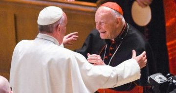 Time for a Reckoning: Church Must Confront, Change Old Boys' Network Exposed in Vatican's McCarrick Report