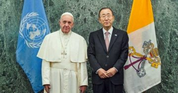 Pope Francis Teams-Up with United Nations