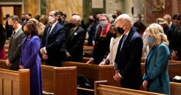 Biden's Blasphemous Sacrilege Against the Most Holy Eucharist