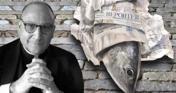 Fr. Perricone: Why I Love Fishwrap (a.k.a. National Catholic Reporter)