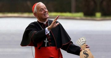 WATCH: Wuerl Cashes In