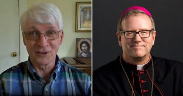 WATCH: Ralph Martin Offers Filial Correction to Bishop Barron