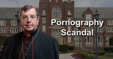 WATCH: Yet Another Scandal in Archbishop Vigneron's Archdiocese