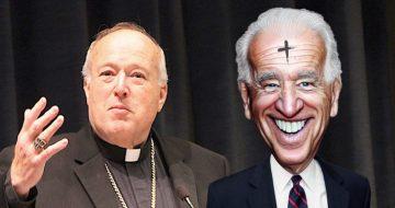 Bishop McElroy Asks Fellow Bishops To Give Biden Communion