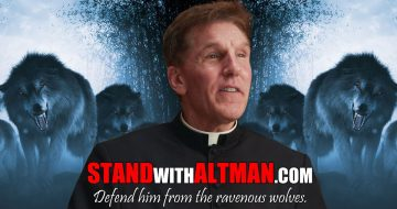LIVE Video Update with Fr. James Altman TONIGHT