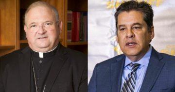 BRAVO! Bishop Baldacchino Denies Pro-Abort Politician Communion