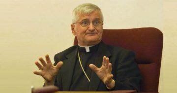 Buffalo's Bishop Grosz Accused of Sexual Abuse
