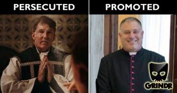Yet Another Example of Homo-Hearsay Hypocrisy