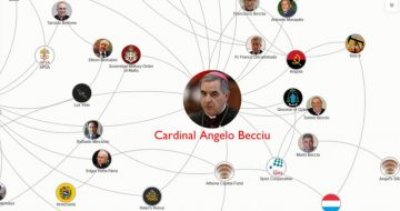 Cardinal Beccui to be Tried for Embezzlement