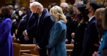 D.C. Parish Frequented by Biden Will Continue Offering Him Holy Communion