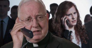 LISTEN: Lay Catholics Pour Out Their Hearts to Bishop Callahan Regarding Fr. James Altman
