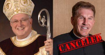 Bishop Callahan CANCELS Fr. Altman