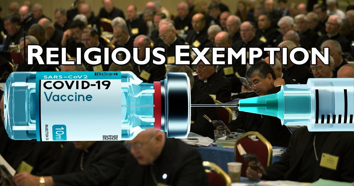 Does Your Bishop Support Religious Exemptions For COVID Inoculations?