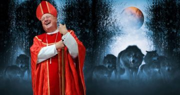 Cardinal Dolan Throws His Flock To The COVID Inoculation Wolves