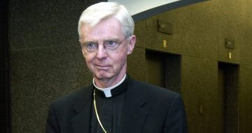 McCormack, Bishop Panned for Role in Sex Abuse Scandal, Dies