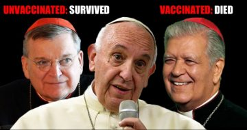 """What Will Francis Say Now? """"Vaccinated"""" Cardinal Dies from Covid-19"""