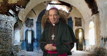 Presiding Over A Collapsing Church