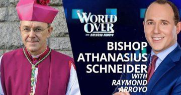WATCH: Bishop Athanasius Schneider Discusses REAL Liturgical Renewal