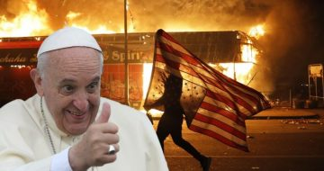 Pope Francis Compares Black Lives Matter Protests to Good Samaritan