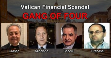 The Financial 'Gang of Four' at the Heart of Vatican's Trial of the Century