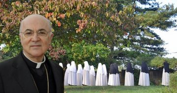 Archbishop Viganò: In Defense of Women's Monasteries of Contemplative Life
