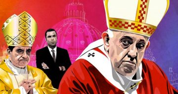 The Pope's Corruption Problems