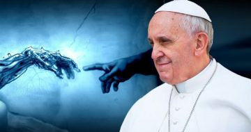 WATCH: Is Pope Francis Attempting To Normalize Transhumanism?